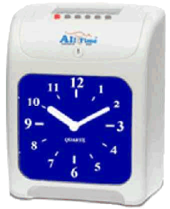 Alltime AT900A Time Clock With Bell or Siren options