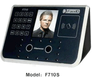 Hanvon FaceID F710S fastest Face Recognition System